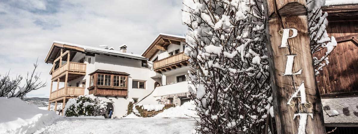 Holiday flat in Völs am Schlern, Southtyrol, Platzerhof