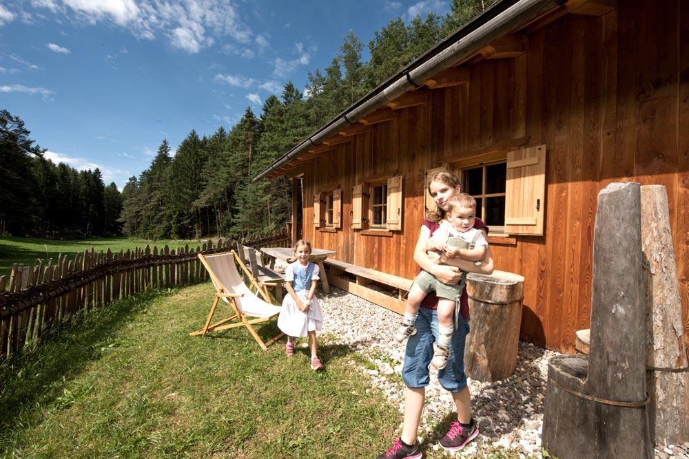 Urlaub auf dem bauernhof in v ls am schlern for Le piu belle baite in montagna